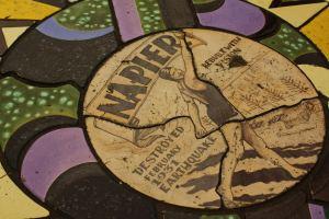 Mosaico Napier 1