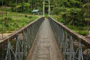 Puentes colgantes Karangahake reserve