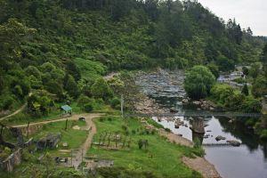Karangahake reserve