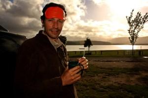 Amanecer en el Lago ¿Un café?