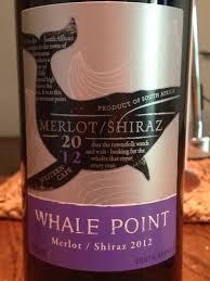 whale point merlot wine