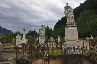 Cementerio Queenstown