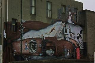Street Art Dunedin